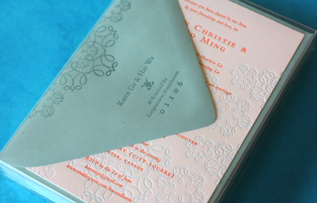 Dingbat Press, Signature Lola : Coral/Teal