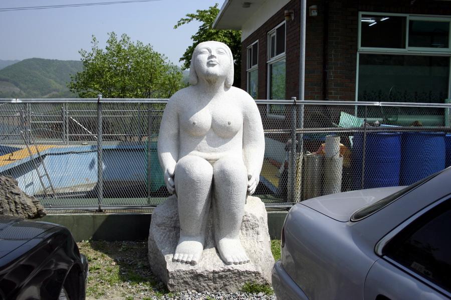 Modern Korean sculpture