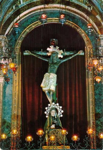 Barcelona Catedral, Santo Cristo de Lepanto