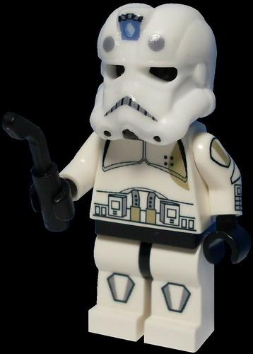 Custom Lego Engineer Clone minifig