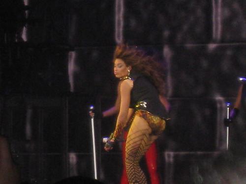 beyonce -bercy 2009