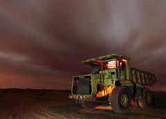 Camión nocturno (dnieper) Tags: españa spain nocturna león soe camión worldbest calzadadelcoto