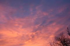 Ciel en feu ? (philippe.ducloux) Tags: sunset sky cloud sun france nature clouds canon fire soleil ciel nuage nuages feu coucherdesoleil hautegaronne midipyrnes 450d canon450d strictlygeotagged natureonly