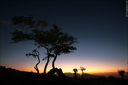Jebel Shams Sunset 02