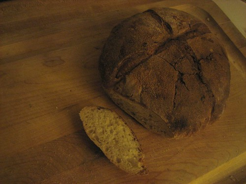 Rustic(o) Beer Bread
