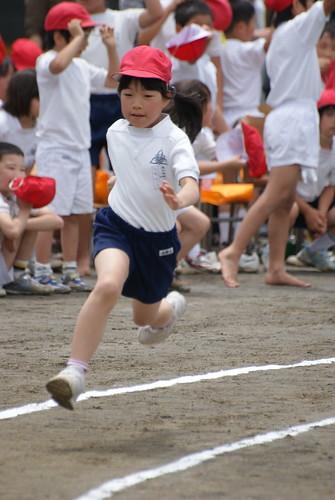 小学校の運動会