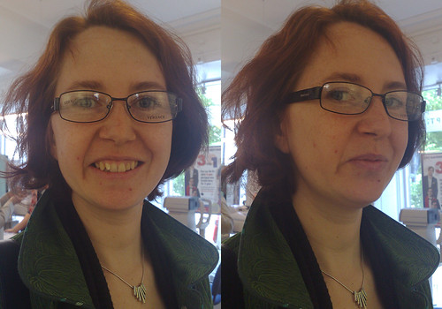 Help me pick my new glasses. These are No 10.