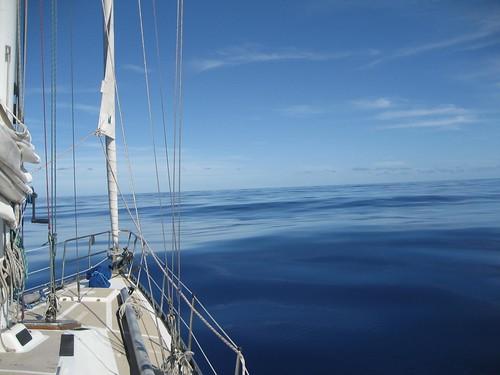 S Atlantic calm