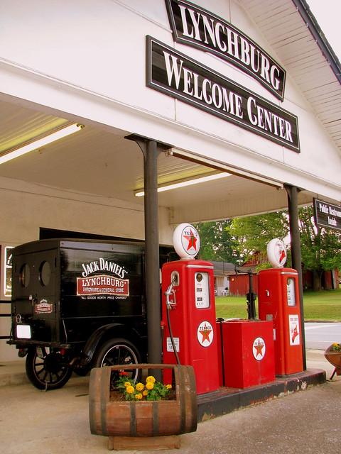 Lynchburg, TN Welcome Center