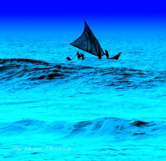 CATTAMARAN SETTING SAIL (Sunciti _ Sundaram's Images + Messages) Tags: sea searchthebest estrellas 1001nights seashore soe silhoutte visualart sow beachside bestshot brightspark fineartphoto kaledioscope 10faves 5photosaday beautifulexpression distellery abigfave anawesomeshot impressedbeauty aplusphoto agradephoto flickraward diamonclassphotographer inspirationhappiness concordians brilliantphotography absolutelystunningscapes overtheshot abovealltherest allaboutsun elitephotgraphy artofimages flickrmasterpieces flickerdiamonds artofatmosphere winklerians 1001nightsrainbowmagicabigfave
