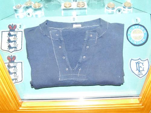 Charlie Roberts' shirt