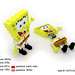 Sponge Bob Square Pants Custom USB Drive