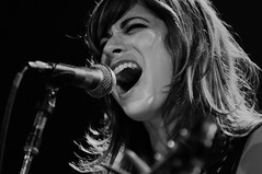 Nicole Atkins (noamgalai) Tags: nyc music ny newyork rock photo concert song picture photograph sing microphone thesea rockandroll   nicoleatkins  noamg nicoleatkinsandthesea neptunecity noamgalai   maybetonight sitemusic