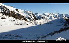 Laguna Jakob y Refugio San Martin - Bariloche (Facu551) Tags: winter patagonia naturaleza argentina sur invierno bariloche lagunajakob refugiosanmartin