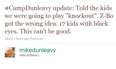 Dumbleavy Tweet 3