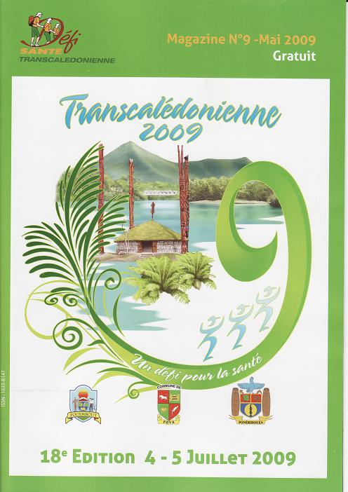 affiche transcal 2009