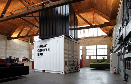 burnkit industrial office at plastolux