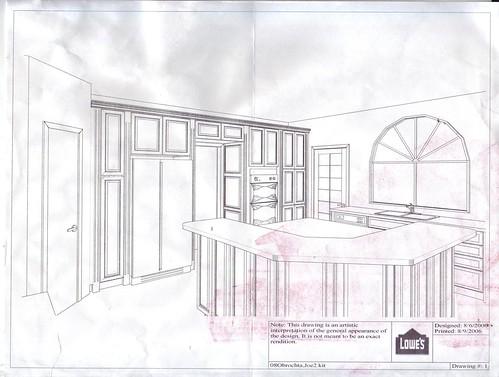 11/365 Kitchen Plans