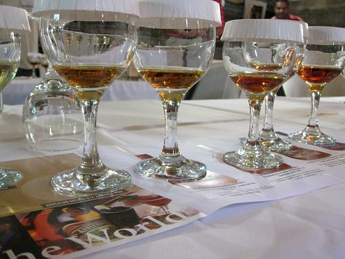Rum Tasting and Blending