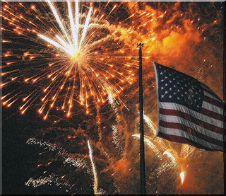 Happy 4th of July! American Independence Day