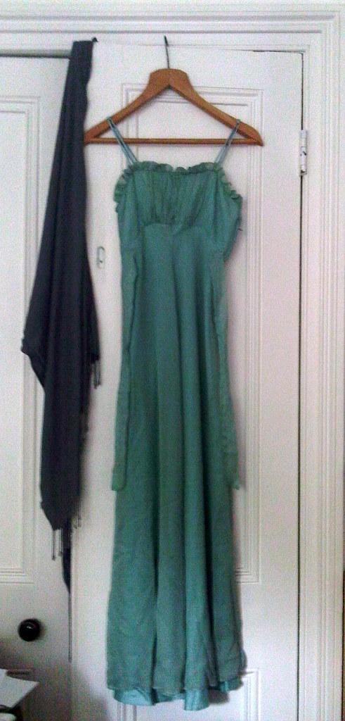 vintage dress 1930s