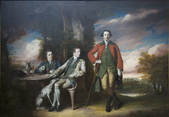 The Honorable Henry Fane (1739–1802) with His Guardians, Inigo Jones and Charles Blair, 1761–66