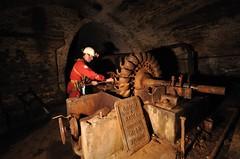 Engine Room, Rampgill (mandy_poo) Tags: mining caving musc nenthead