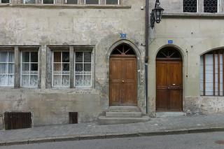 Street . Fribourg . Switzerland . Leica M9 . Summicron-M 1:2/35 asph