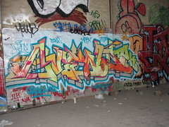 AMEND (Lurk Daily) Tags: graffiti bay east tdk amend bsk