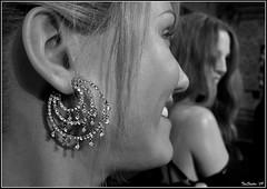 Models (TavFactor-Roberta Cerri) Tags: uk blackandwhite bw white black london earings fashion models londra madametussauds unitedkingdon modelle orecchino unito regno museodellecere museocere fashionfigures