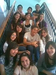 Alumnos de la Cátedra de Piano