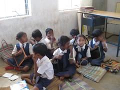 1st grade (ishmael1973) Tags: schoolchildren adivasi chhattisgarh