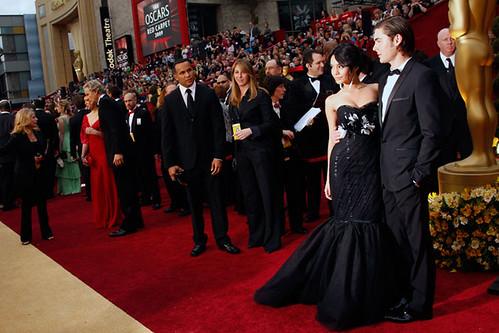 Premios Oscar Vanessa Hudgens y Zac Efron