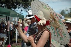 Gatsby Picnic (catspyjamasnz) Tags: costumes newzealand picnic weekend nz artdeco napier 2009 gatsby gatsbypicnic