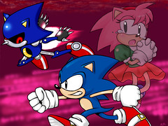 Sonic Art Contest - Ajamarie A