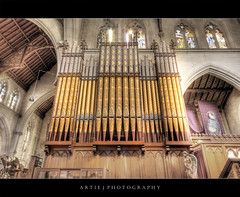 The Organ Pipes at St Saviour's Cathedral, Goulburn :: HDR (:: Artie | Photography ::) Tags: heritage classic church architecture photoshop canon sandstone cathedral cs2 tripod gothic australia wideangle arches structure historic nsw newsouthwales 1020mm hdr organpipes artie 1839 stainedglasses goulburn motherchurch 3xp sigmalens photomatix tonemapping stsaviour tonemap 400d rebelxti stsaviourcathedral dioceseofcanberra