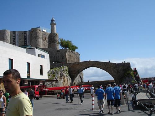 castro urdiales - puente romano castillo y faro por granero76.
