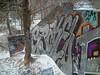 GRAVEL (Billy Danze.) Tags: chicago graffiti mole gravel fym abk amuse isk