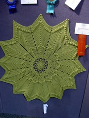 Second place - baby blanket
