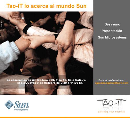 TAO-IT INVITACION DESAYUNO TELMEX