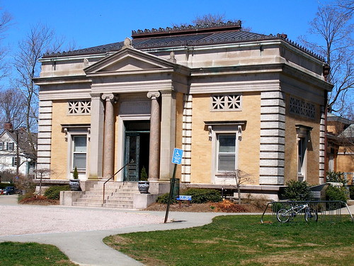 STONINGTON VILLAGE - FREE LIBRARY - 00