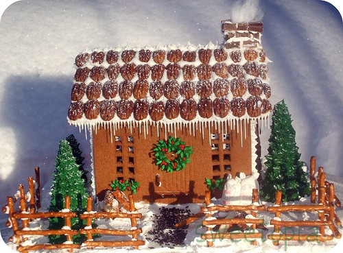 Gingerbread House - Woodcutter's Cabin by you.