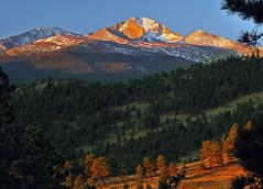 Sunrise Longs Peak