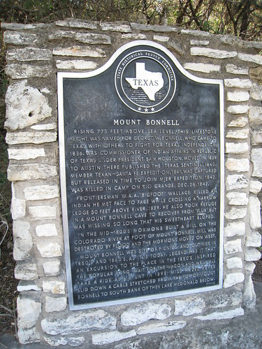 Mount Bonnell, The highest point in Austin