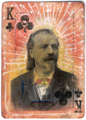 King Of Clubs: Buffalo Bill