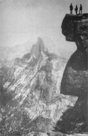 presipice