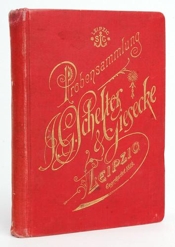 Schelter & Giesecke 1888 by berlintypes
