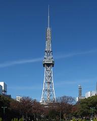 NAGOYA TV TOWER: Tachu Naito・Nikken Sekkei, Nagoya, 19 Jun. 1954 (wakiiii) Tags: tower japan architecture nagoya nikkor 建築 f4 1224 s5 s5pro afsdxzoomnikkor1224mmf4g nikkor1224mmf4gifed