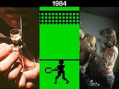 8-bit triptych (1984)