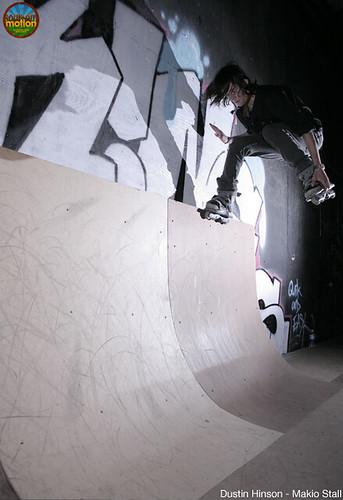 Dustin Hinson - Makio Stall